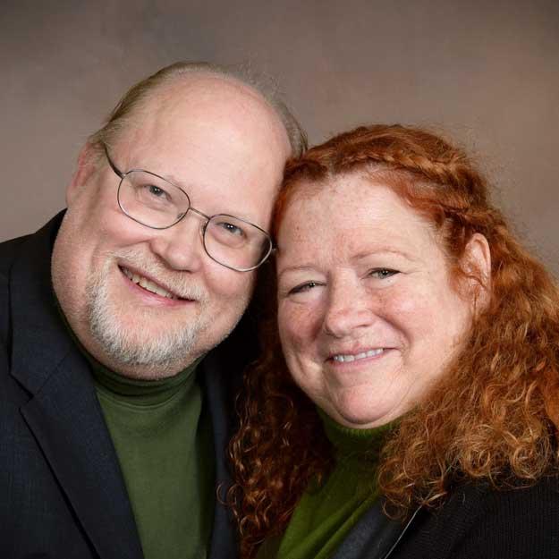 Pastors Cristy & Dave Schoob